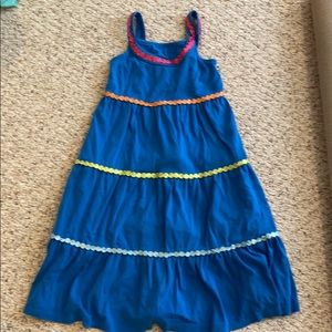 Gymboree maxi sundress